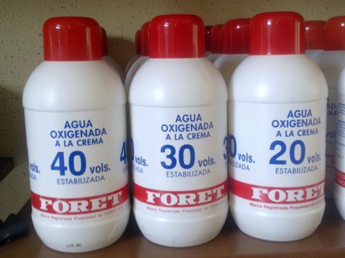 Oxigenada Foret